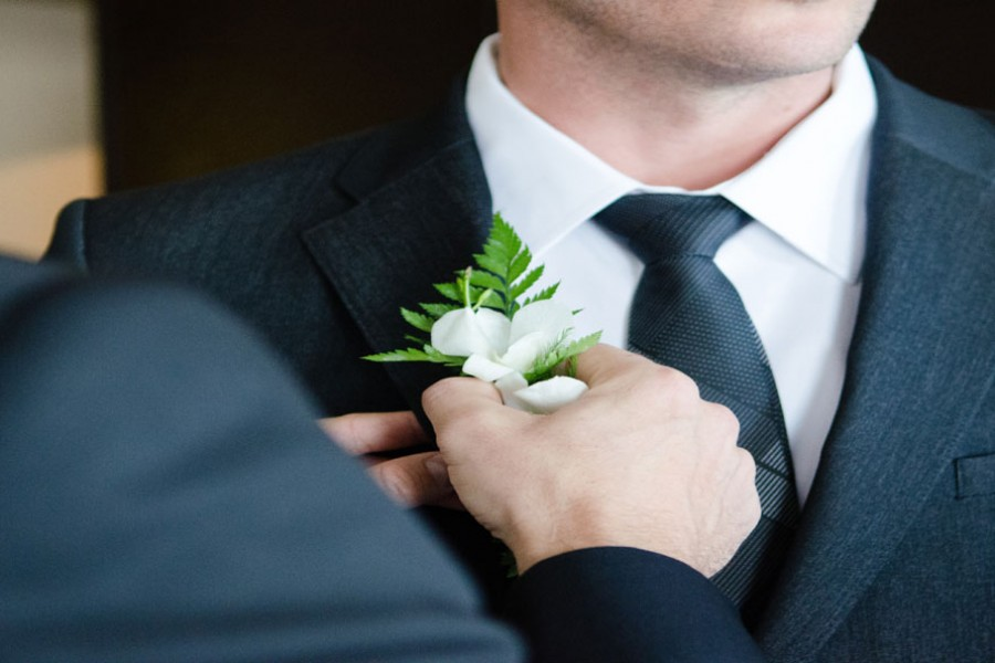 Advice for the Groom-to-be.