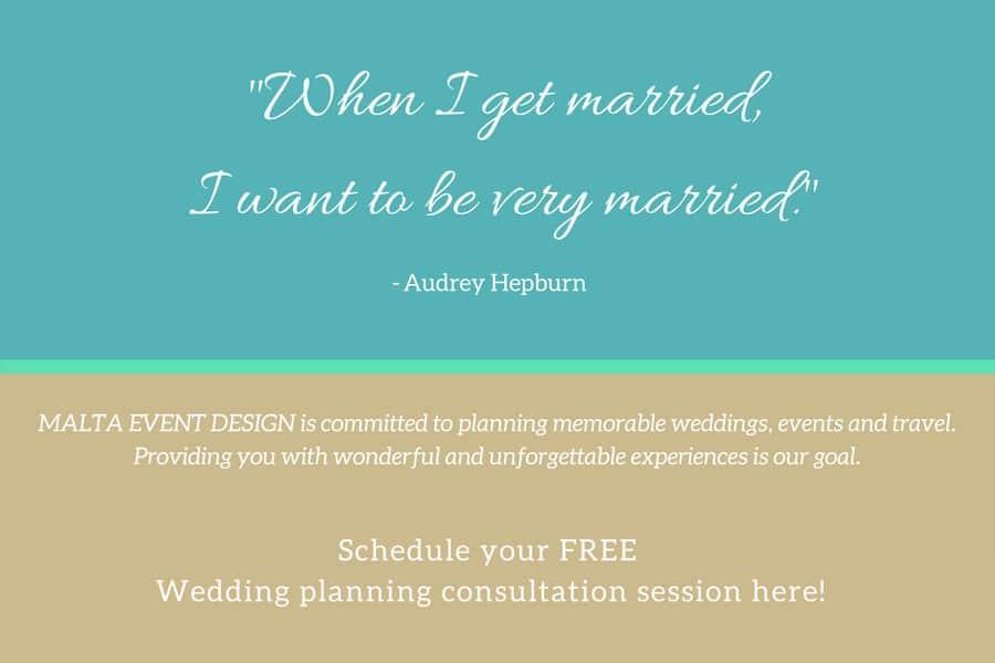 Wedding planning Destination Wedding Russia Malta