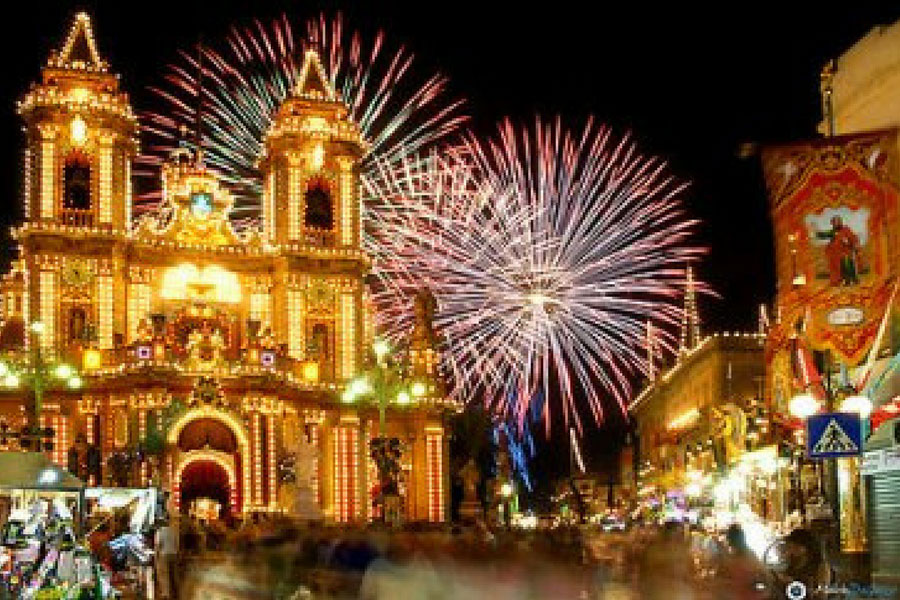 The special atmosphere of the Maltese feasts