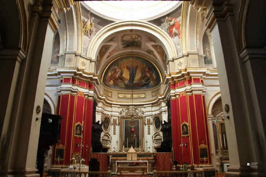The churches: the value of faith in Malta