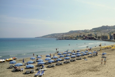 ocean, travel, explore, Malta, Ghadiha bay. Photo Credit: Destinationspoint.com