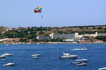 ocean, travel, explore, Malta, Ghadiha bay. Photo Credit: Trekearth