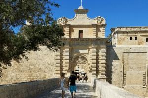 mdina malta saint paul cathedral travel adventure journey wedding theme