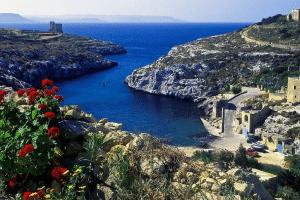 Malta sea ocean mediterranean film wedding theme scene location travel