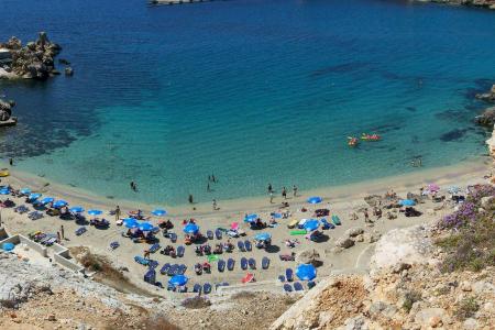 ocean, sea, paradise, bay, Malta. Photo Credit: Youtube.com
