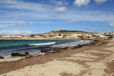 beach, Mediterranean, Malta. Photo Credit: Wikapedia.org