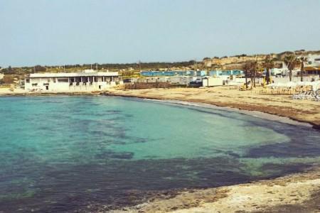 beach, Mediterranean, Malta, travel. Photo credit: whichbeach.com.mt