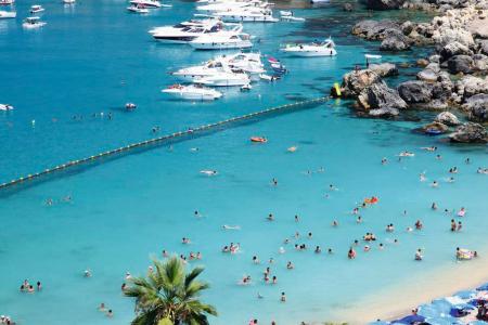 ocean, sea, paradise, bay, Malta. Photo credit: Thomson.com