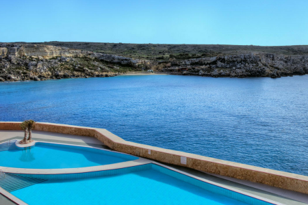 ocean, sea, paradise, bay, Malta, travel Photo credit: Paradise-bay.com