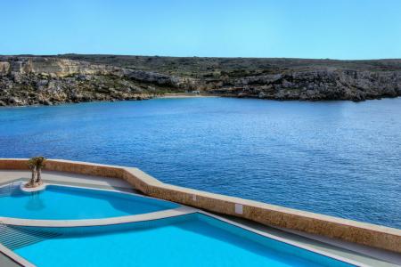 ocean, sea, paradise, bay, Malta, travel Photo credit: Paradise-bay.com