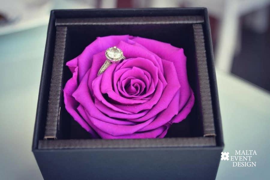 In the spotlight – Beautiful preserved wedding flowers