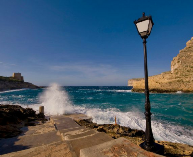 Maltese bays and beaches: will make you want to swim!