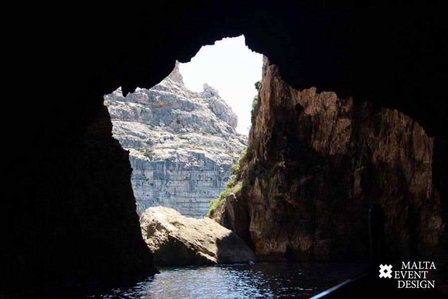 Blue Grotto, Malta, Travel
