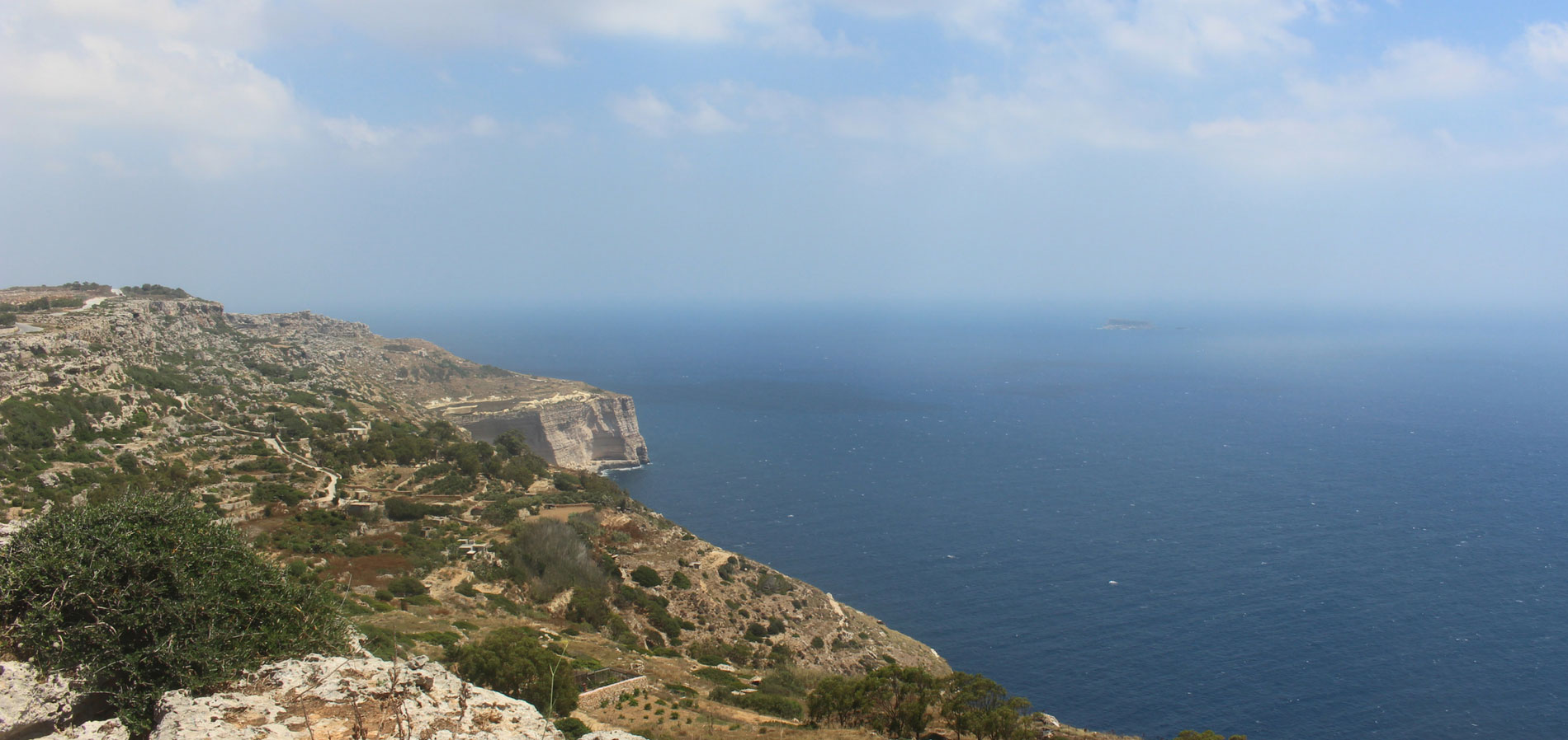 The stunning beauty of the Maltese natural attractions