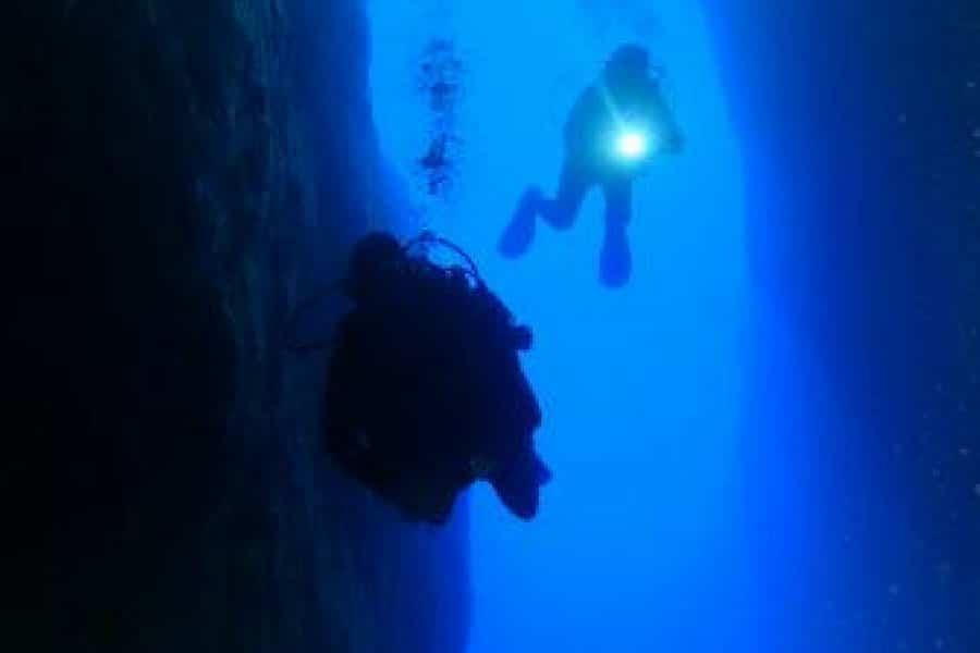 Dive, inland sea, Gozo, Travel. Photo Credit: Tripadvisor.com