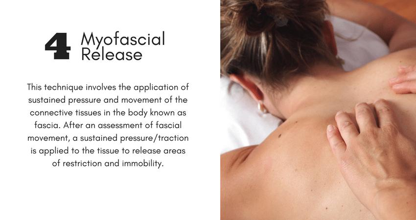 myofascial release malta