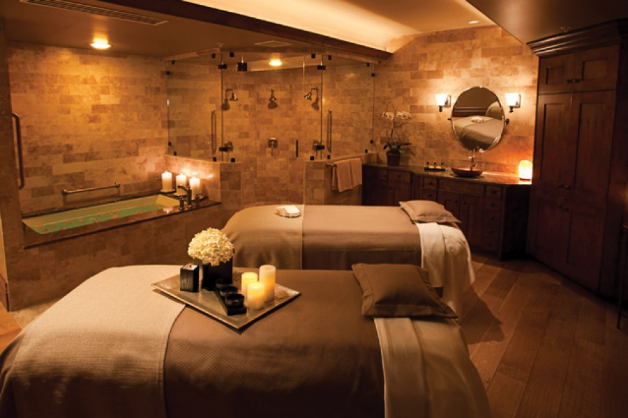 In the spotlight: There is nothing a massage can't fix!
