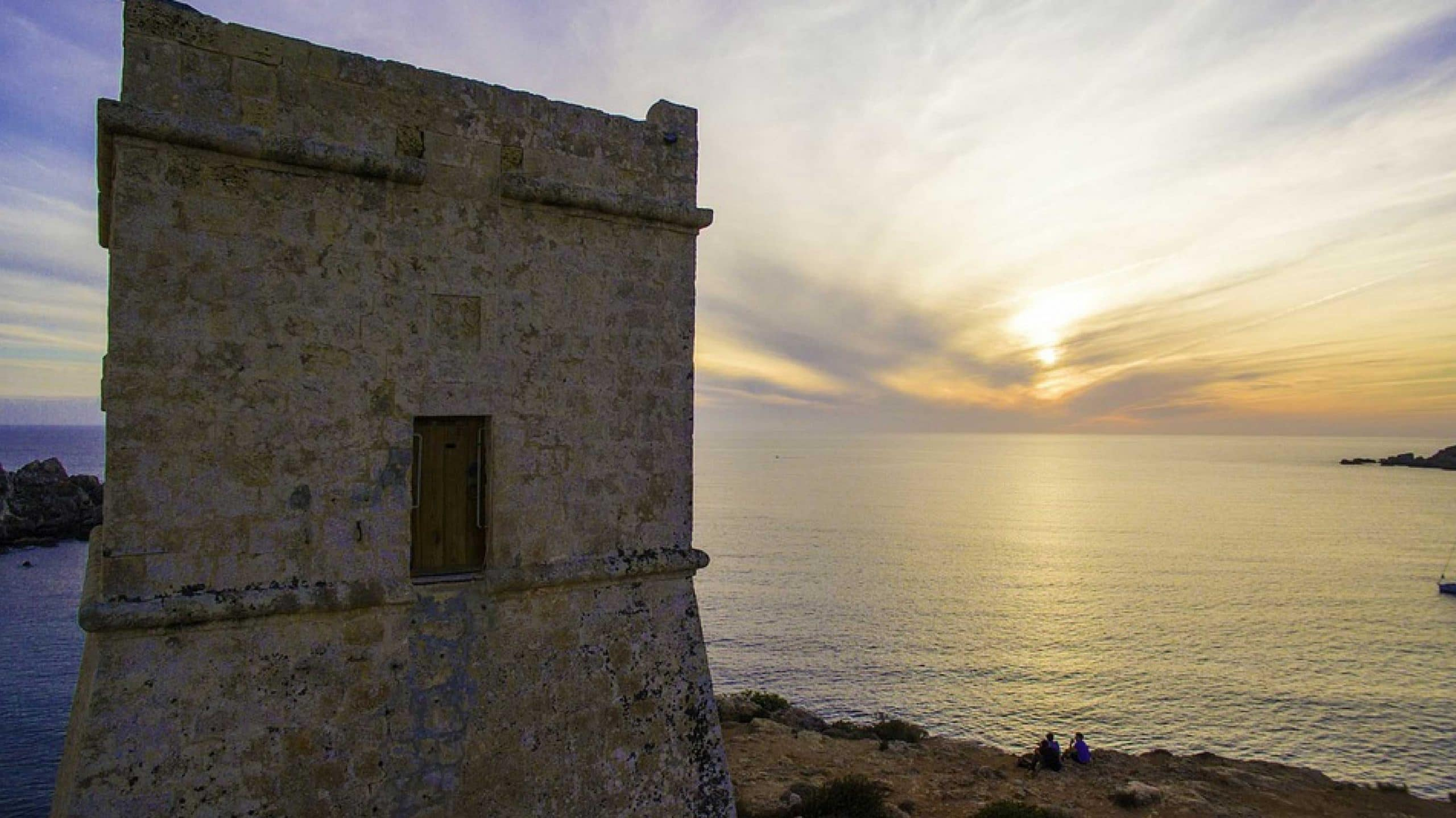lookout tower Malta Gozo