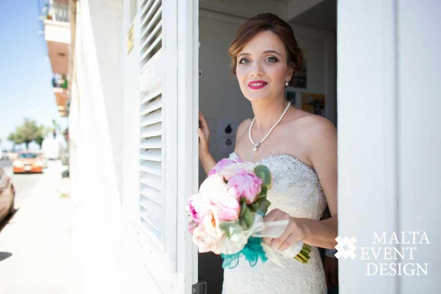 Malta bride