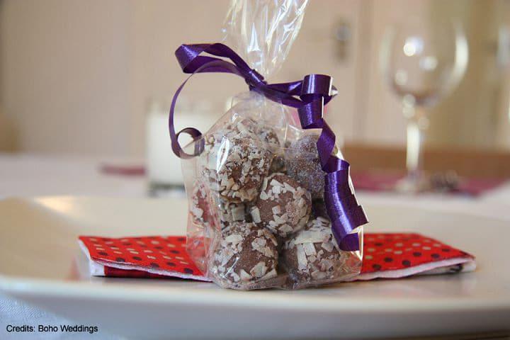 Winter wedding gifts