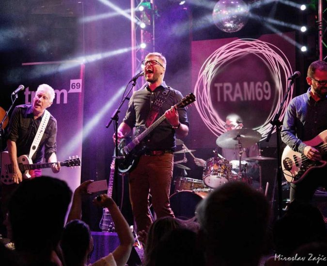 Tram69 is the perfect music band for an event in Malta!