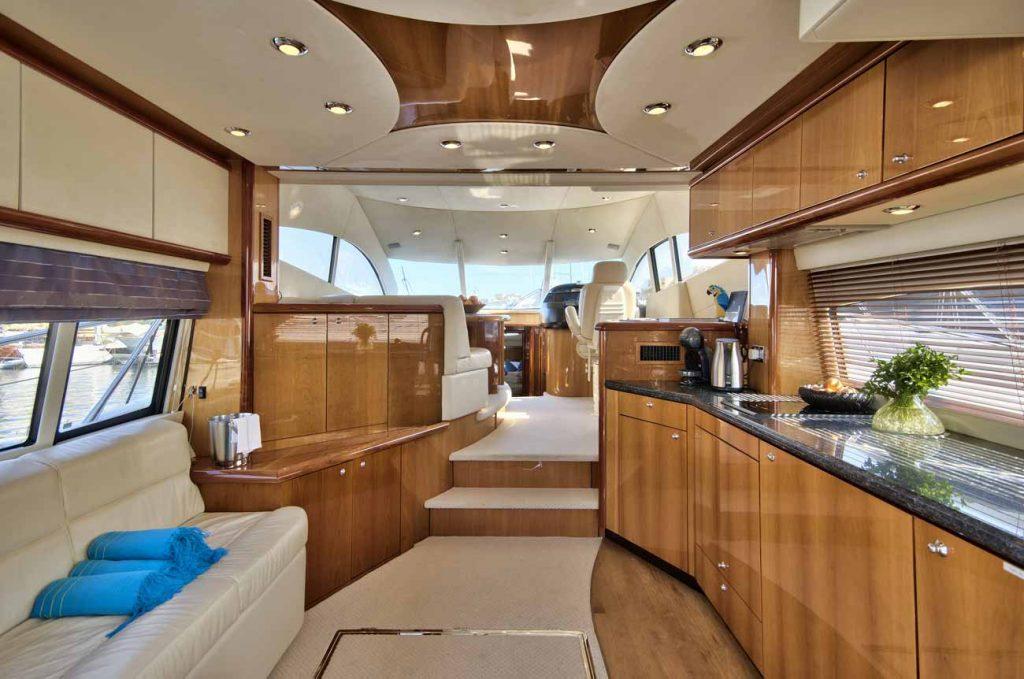 Azure ultra yacht