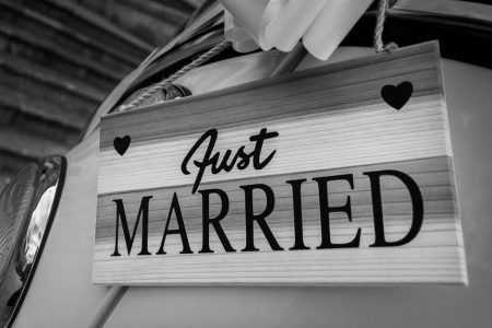 How to deal with distressed post-wedding feelings!