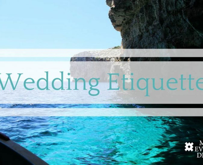 Destination wedding etiquette you need to know!