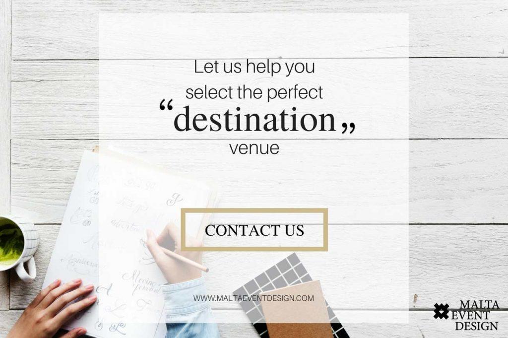 Destination event
